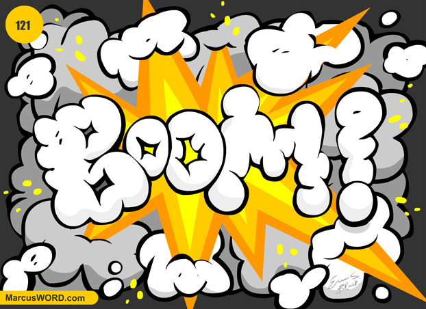 Cartoon Boom Explosion | www.imgkid.com - The Image Kid ...